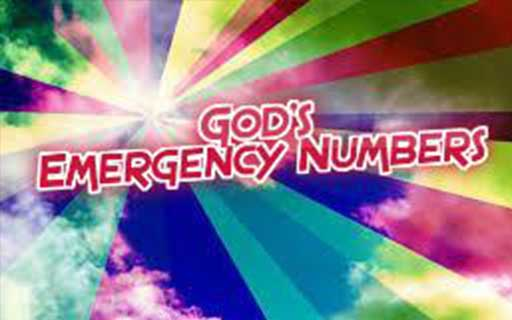 Gods-Emergency-Numbers