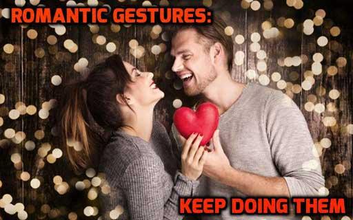 Romantic-Gestures